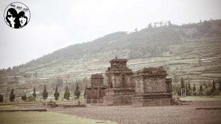 Dieng Temple complex,Indonesia