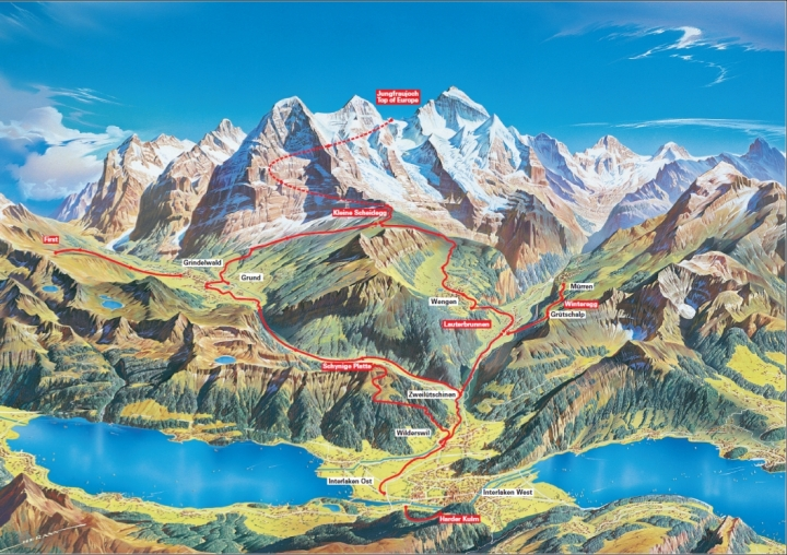 jungfrau-vip-pass-validity-map