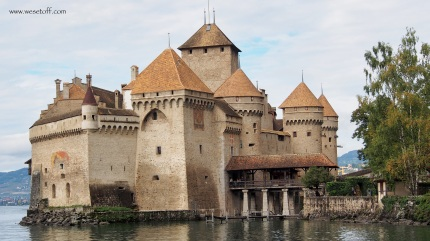 Château de Chillon,Switzerland